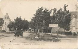 Chatelaillon Boulevard De La République - Châtelaillon-Plage