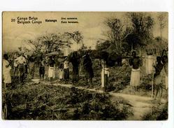 C 18992  -  Congo Belge  -  Katanga  -  Une Caravane - Congo Belge - Autres