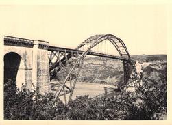 Paysage Photo D'art Ancienne  Pont Viaduc La Roche Bernard - Orte