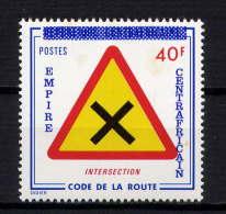 CENTRAFRICAINE - 302** - CODE DE LA ROUTE - Centrafricaine (République)