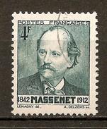 1942 - Jules Massenet (1842-1912) N°545 - Gebraucht