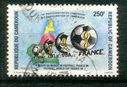 Kamerun - Cameroun 1998 - Michel Nr. 1234 O - Kamerun (1960-...)