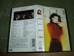 """Rare Film : """" Elsa Premier Olympia  """" - Concert & Music"""