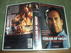 """Rare Film : """" Color Of Night  """" - Krimis & Thriller"""