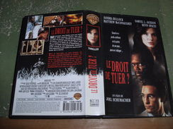 """Rare Film : """" Le Droit De Tuer  """" - Crime"""