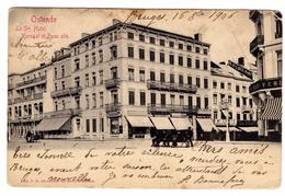 Oostende - Le Grand Hôtel Kursaal Et Beau Site. - 1906 -  Uitgever: V.G., Brussel - Oostende