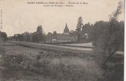 76 - SAINT DENIS SUR SCIE - Vallée De La Scie  Ligne De Dieppe à Rouen - Autres Communes