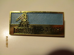 DDR GERMANY PETKUS AGRICULTURAL MACHINES 115, PIN  BADGE , 0 - Marche
