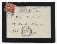 Hérault - Cachet De St Martin De Londres +  D  De VIOLS LE FORT - Postmark Collection (Covers)