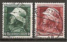 DR 1935 // Michel 569/570 O - Germania