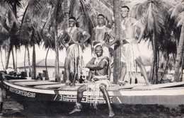 GHANA - Obadzeng Ballet, Foot Dancers, Gel.1968, 2 Sondermarken - Ghana - Gold Coast