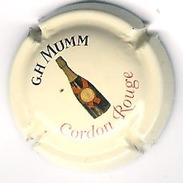 Capsule Champagne GH Mumm Cordon Rouge - Mumm GH
