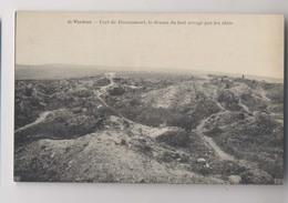 Verdun - Fort De Douaumont, Le Dessus Du Fort Ravage Par Les Obus - Guerre 1914-18