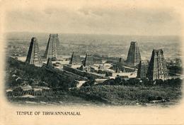 Temple Tiriwannamalai, Tamil Nadu - India