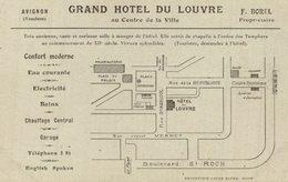 Hotel Du Louvre Avignon Ancienne Chapelle Des Templiers - Avignon