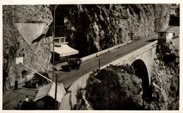 FOTOPOSTAL  Frontière Franco-italienne- Le Pont Saint-Louis - France