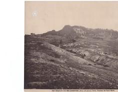 Foto (edizione Alinari) P. L. N.° 9814 Casentino- Prov. Arezzo Verna Panoramadel Sacro Monte - Luoghi