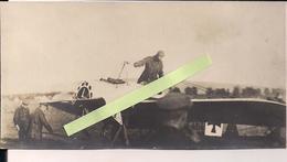 Aviation Fokker Eindecker DIIIchasse Pilote  Tranchée Poilus 1914-1918 Ww1 Wk1 - War, Military