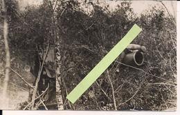 Grosse Bertha Mortier Allemand De 420mm Krupp Camouflé France Flandres Flandern Verdun Tranchée Poilus 1914-1918 Ww1 Wk1 - Guerre, Militaire