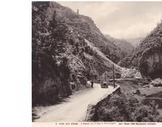 Foto (edizione Alinari 1928) N° 39300 ALPI APUANE Il Pietraio Con Le Cave Di Michelangiolo - Luoghi