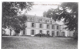 LESIGNY - Château De La Boutélaye - France