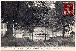 CPA 91 ( Essonne ) -  Vallée De La Chevreuse - ORSAY  - Entrée Du Chateau De Launay - Orsay
