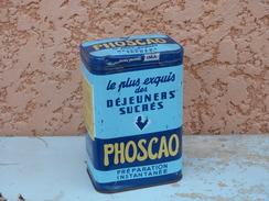 """Boîte En Métal """"PHOSCAO"""" - Boxes"""