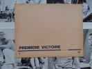 """Affichettes De Cinéma - """" Première Victoire """"  / Otto Preminger - ( Jeu B  )  - Un Film Paramount - Posters"""