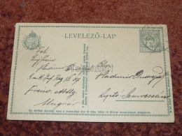 Ungvar Uzshorod Ukraine Lipto Szmrecsan Smrecany Slovakia Hungary Postcard Carte Postale Ansichtskarten 1917 - Ukraine