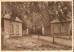 GERPINNES (6280): Institut ND De Loverval - Pensionnat Pour Jeunes Filles Des Soeurs De Charité : Entrée Dite Du Parapet - Gerpinnes