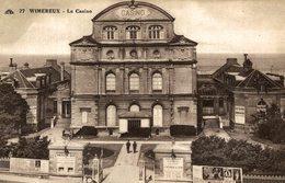 62 - WIMEREUX - LE CASINO - Francia