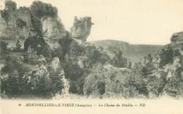12 - MONTPELLIER-LE-VIEUX - La Chaise Du Diable - France