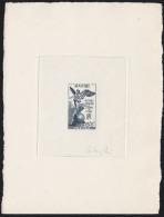Algeria 1953 Victory Of Cythera Signed Artist Proof. Scott B70, Yvert 307. - Autres