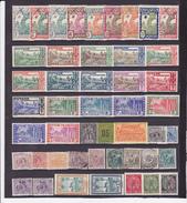 Lot Guyane Dont N° 88 & Timbres Série 109 à 129 Neuf * - Voir Photo Et Descriptif -