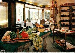 """GERPINNES (6280) : Loverval - """"Le Faisan Doré"""", Hôtel-Restaurant, Route De Philippeville. CPSM. - Gerpinnes"""