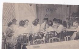 Carte Photo : Le Toit Familial, Le Réfectoire -  Home Israélite Pour Jeunes Filles Situé à Paris 10ème 9 Rue Guy Patin - District 10