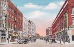 Mississippi Meridian Fifth Street