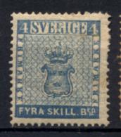 Svezia 1855 Unif.2 */MH VF/F