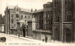 SAINT OMER LE COLLEGE SAINT BERTIN - Saint Omer