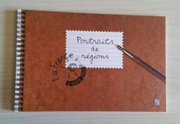 Livre Timbré Neuf - PORTRAITS DE REGIONS - France à Vivre De 2003 - Carnet De Voyage - Blocs & Feuillets