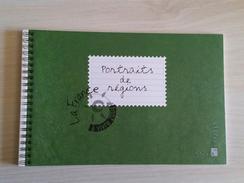 Livre Timbré Neuf - PORTRAITS DE REGIONS - France à Vivre De 2004 - Carnet De Voyage - Unclassified