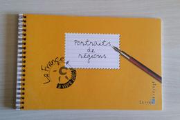 Livre Timbré Neuf - PORTRAITS DE REGIONS - France à Vivre De 2005 - Carnet De Voyage - Blocs & Feuillets