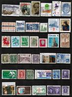 CANADA---Collection Of USED DL-270