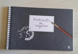 Livre Timbré Neuf - PORTRAITS DE REGIONS - France à Vivre De 2006 - Carnet De Voyage - Blocs & Feuillets