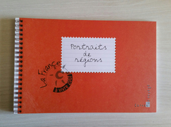 Livre Timbré Neuf - PORTRAITS DE REGIONS - France à Vivre De 2007 - Carnet De Voyage - Blocs & Feuillets