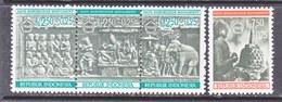 INDONESIA B 211  *  BUDDHIST  TEMPLE  RELIEF - Buddhism