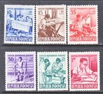 INDONESIA  B 88-91  *  HANDICAPED  CHILDREN - Handicaps