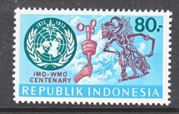 INDONESIA  840  *  I.M.C.  METEOROLOGY - Climate & Meteorology