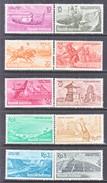 INDONESIA  507-16   *   TOURISM - Indonesia