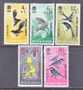 INDONESIA  B 160-64   *    BIRDS - Indonesia